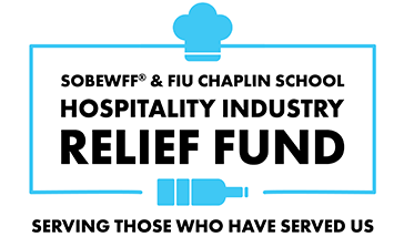 Luxco Supports SOBEWFF® & FIU Chaplin School Hospitality Industry Relief Fund