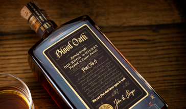 BLOOD OATH® RELEASES PACT NO. 6 THIS SPRING