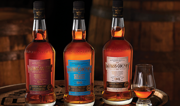 LUX ROW DISTILLERS™ RELAUNCHES DAVIESS COUNTY® BOURBON