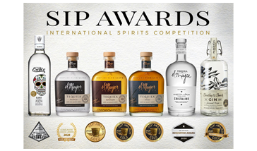Luxco® Brands Earn Top Accolades from 2020 SIP Awards and the Fifty Best