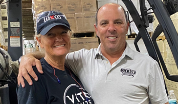 Theresa Koester Celebrates 35 Years at Luxco®