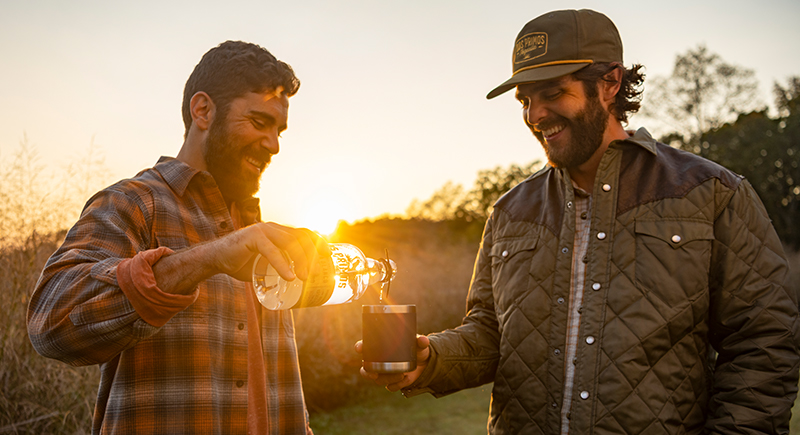 Country-music artist Thomas Rhett and cousin Jeff Worn introduce  Dos Primos ultra-premium tequila