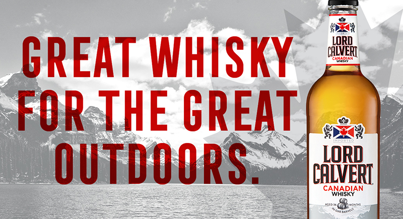 Lord Calvert® Canadian Whisky Gets an Updated Look in 2021